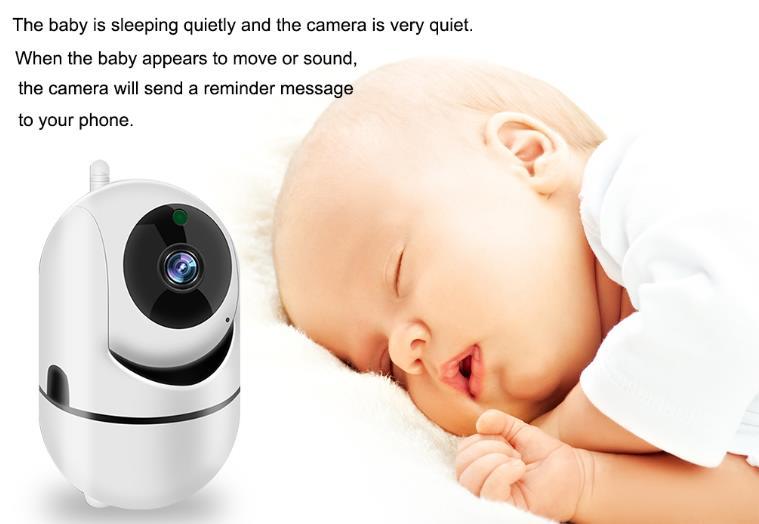 1080P wireless Home Security Camera