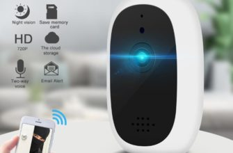 720p Night Vision Auto Tracking lifestyle Security Camera-
