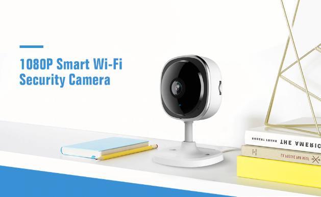 1080p Indoor Home Security Camera