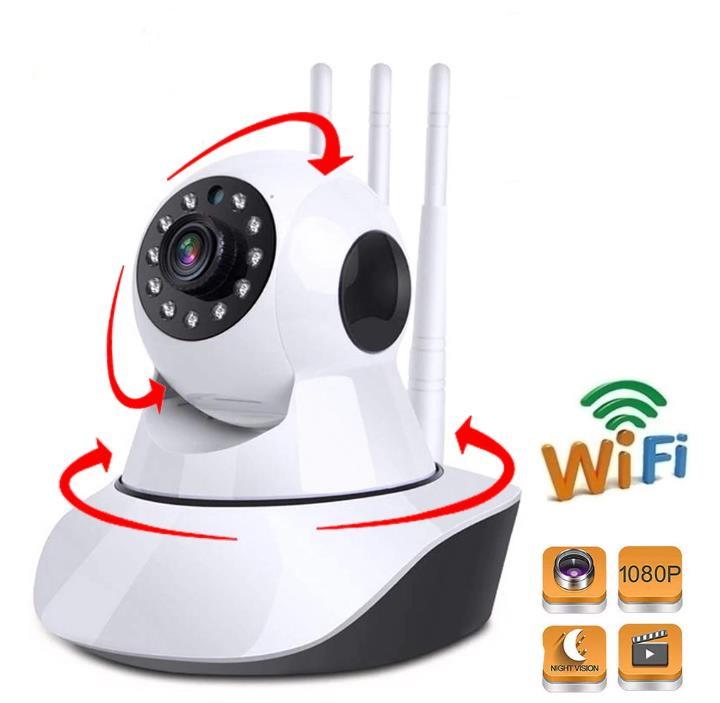Auto Tracking indoor Security Camera